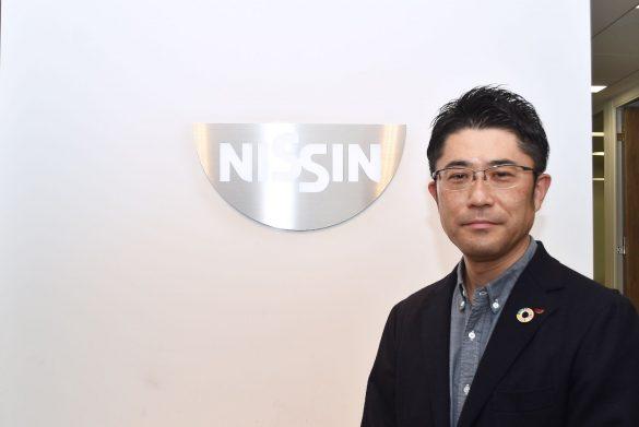 日清食品株式会社 マーケティング部第2グループ ブランドマネージャー木所 敬雄さん