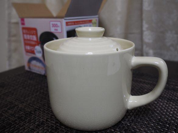 「炊飯マグ(1合用)」(税込330円)
