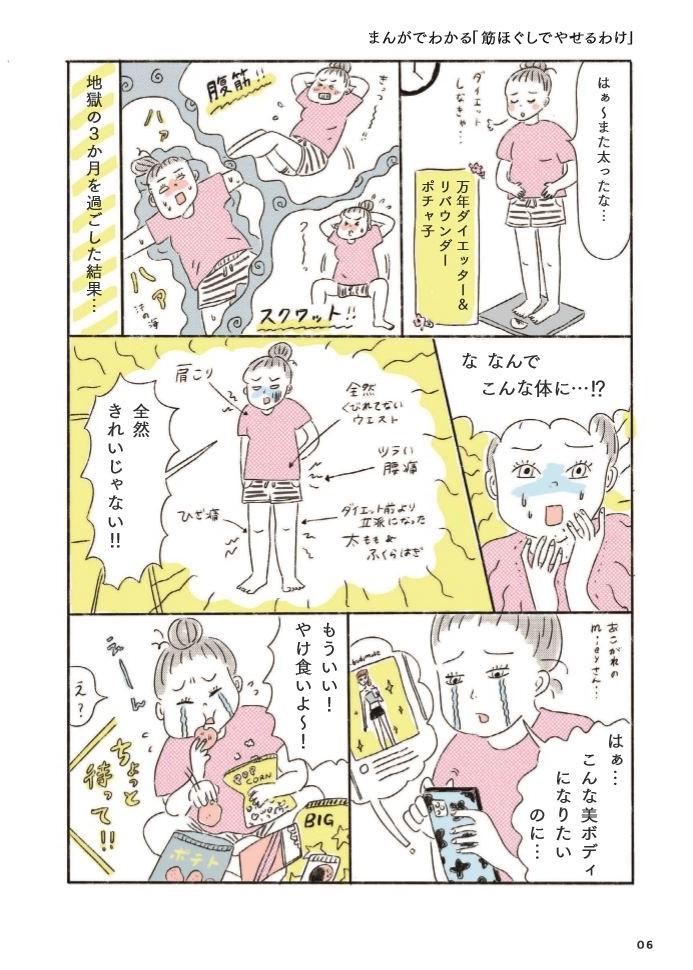 体重が減ったのに細くならない!(1)