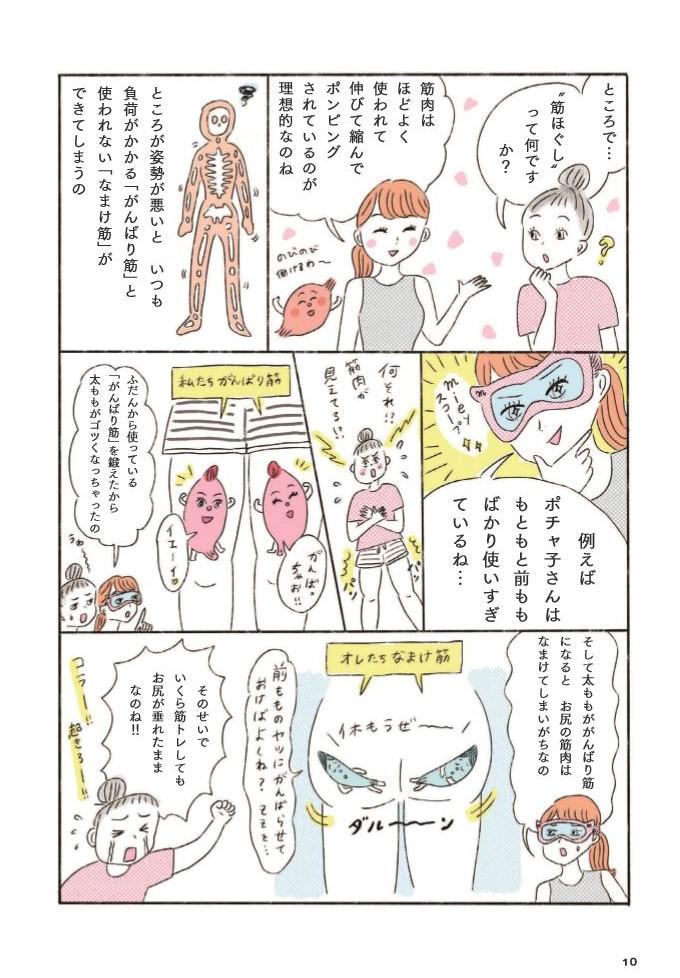 体重が減ったのに細くならない!(3)