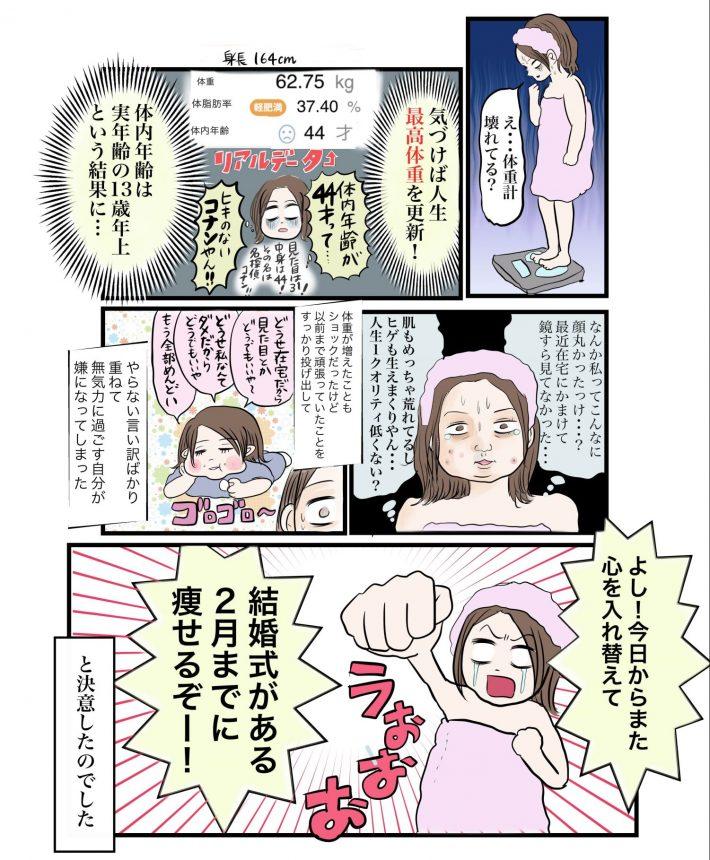 ダイエット1話3