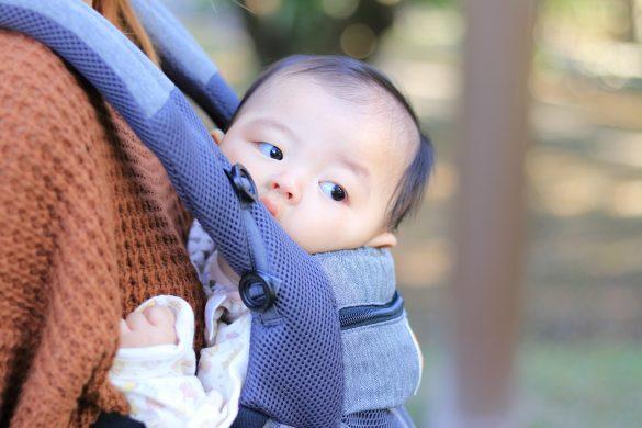 抱っこひも 赤ちゃん