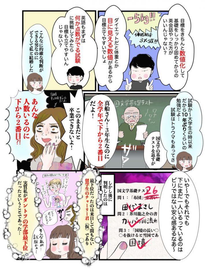 ダイエット3話3
