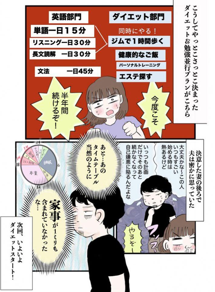 ダイエット4話4