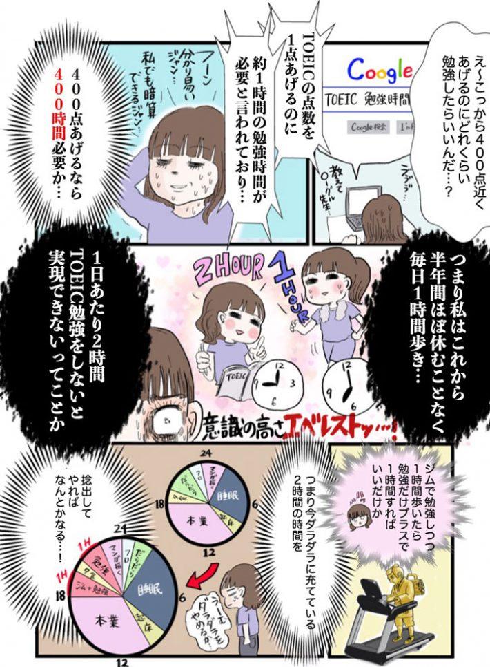 ダイエット4話3