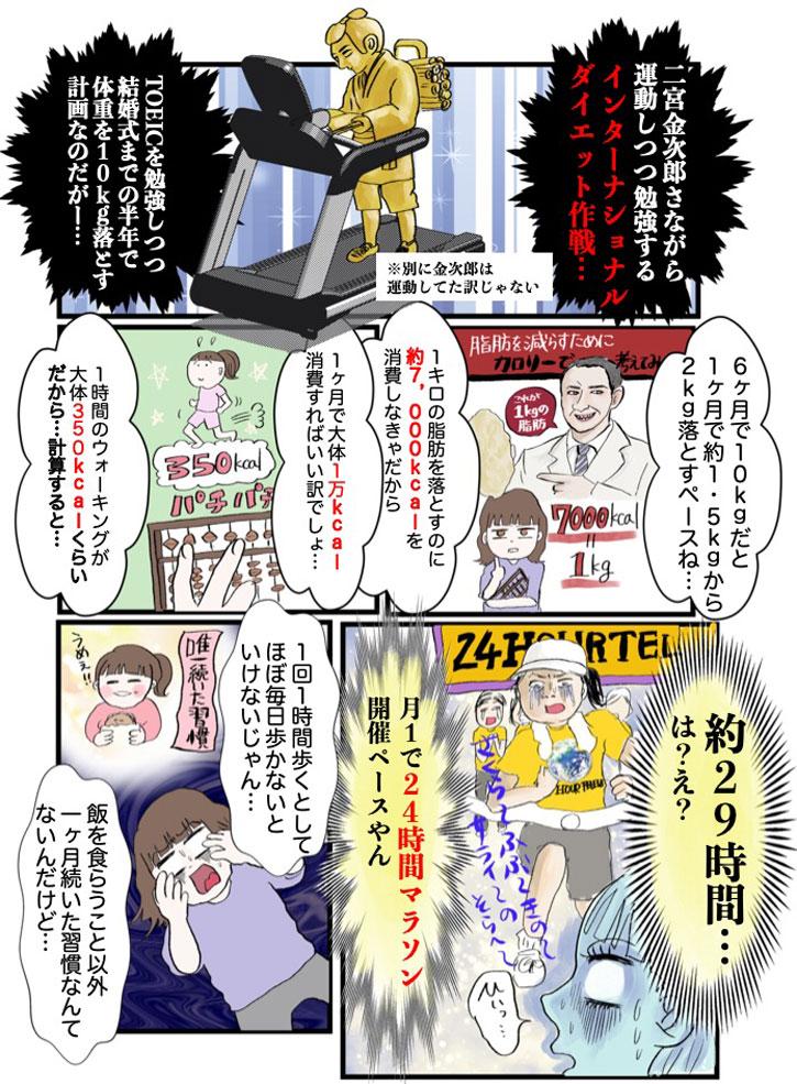 ダイエット4話1
