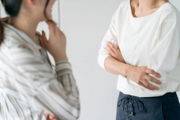 女性同士の喧嘩