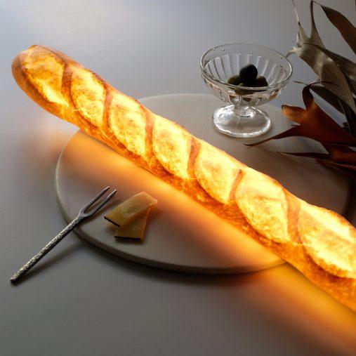 バゲット Bread Lamp (コンセントタイプ)LED Light ¥16,940 パンプシェード