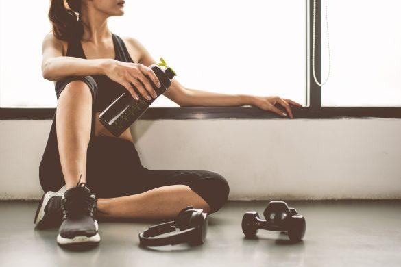 タンパク質と筋肉の関係