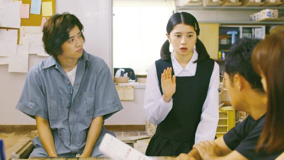桜田ひよりの父親役。「年齢的にはありなんだ」としみじみ
