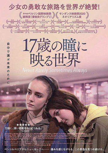 映画『17歳の瞳に映る世界』