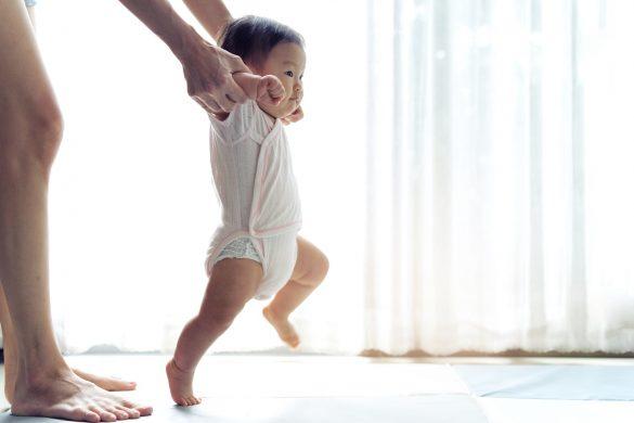 赤ちゃん 歩く