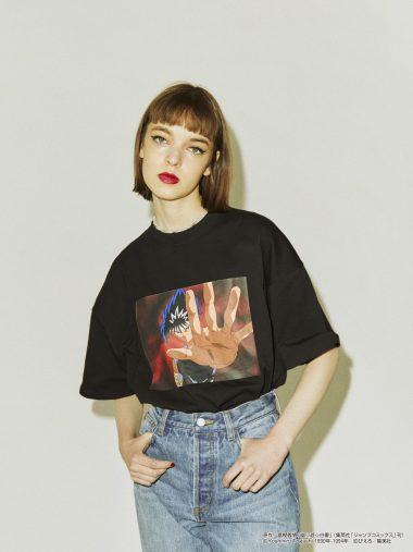 『幽☆遊☆白書』飛影 BIG Tシャツ