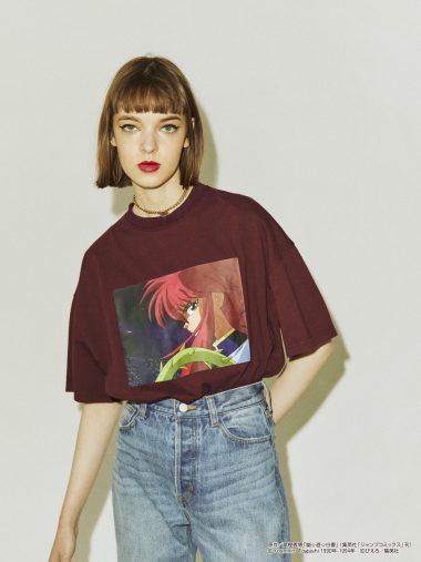 『幽☆遊☆白書』蔵馬 BIG Tシャツ