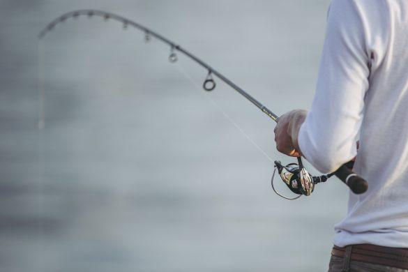 竹野内豊似の彼氏と釣りへ