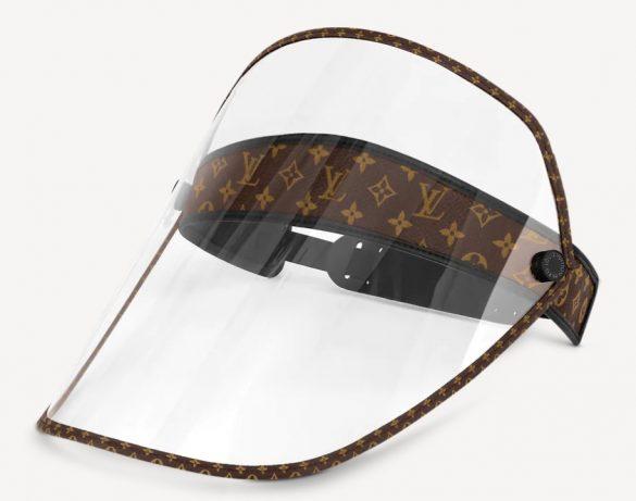 「ビジェール・LVシールド」¥114,400(画像:Louis Vuitton オンラインストアより)