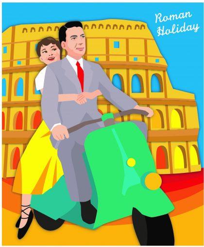 ローマの休日2