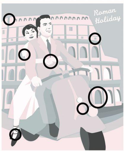 ローマの休日答え