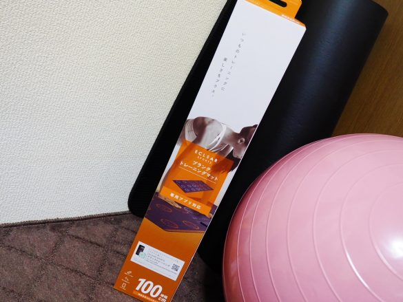 「プランク トレーニングマット/100cm(推奨身長160cm以上用)」
