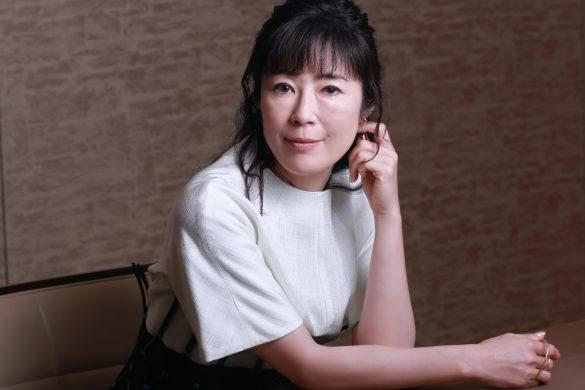 寺島しのぶ、女優は「不思議な職業」。映画は公共を使った思い出アルバム