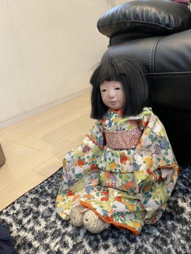 日本人形 もちづき千代子
