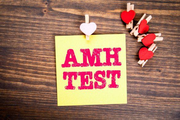 AMH(アンチミュラー管ホルモン)