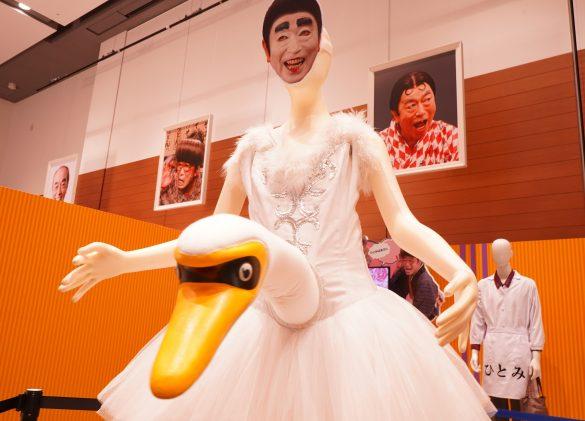 白鳥の衣装
