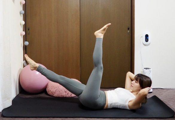 お腹・腰・太もものサイズアップに悩まない仰向けのエクササイズ3つ