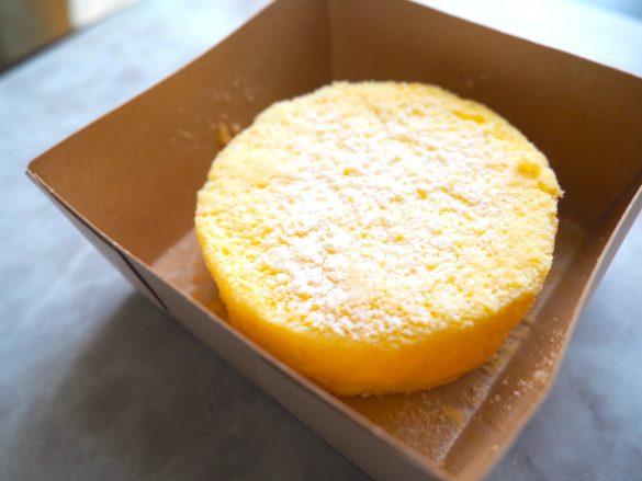 しっかりチーズの香りがします。