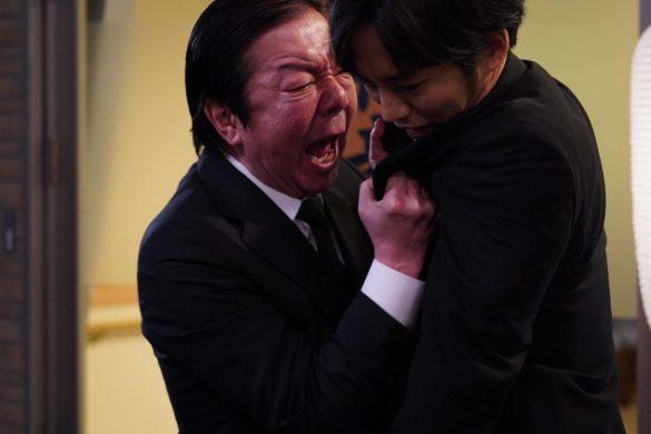 古田新太と松坂桃李が共演する映画『空白』が全国公開中(10/14時点)