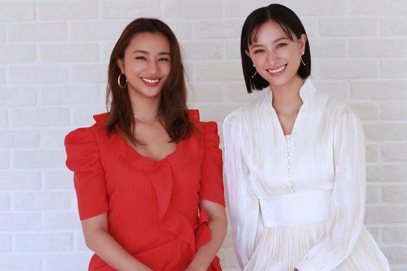 高橋メアリージュン&ユウ「キレイになるには、エステより、ダイエットより、恋!」